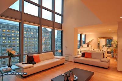 decoración interior apartamentos