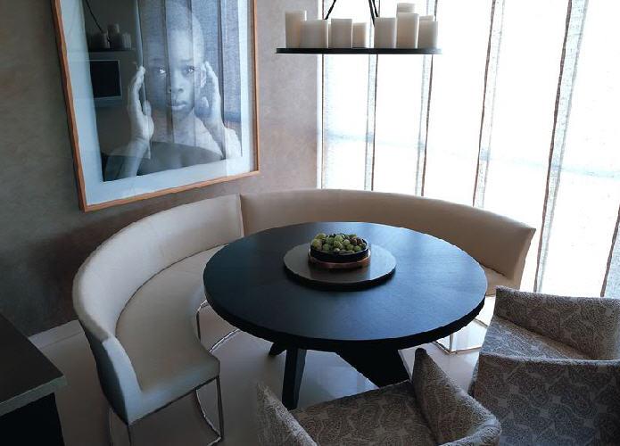 Decora y disena decoraci n de comedores para espacios - Mesas comedor para espacios pequenos ...