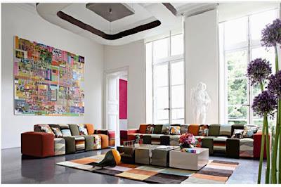fotos salas contemporaneas