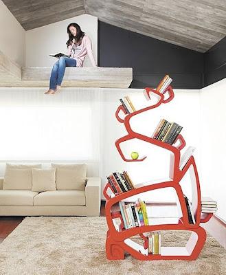 muebles de libreros