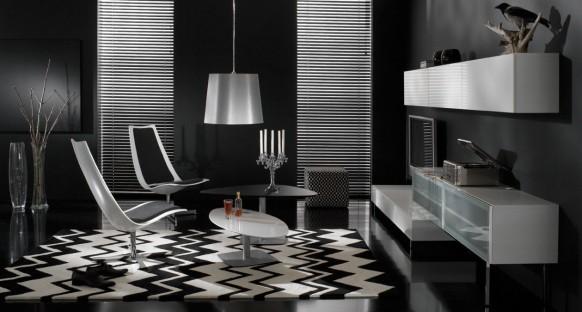 Decora y disena salas estilo contempor neo for Sala estilo contemporaneo