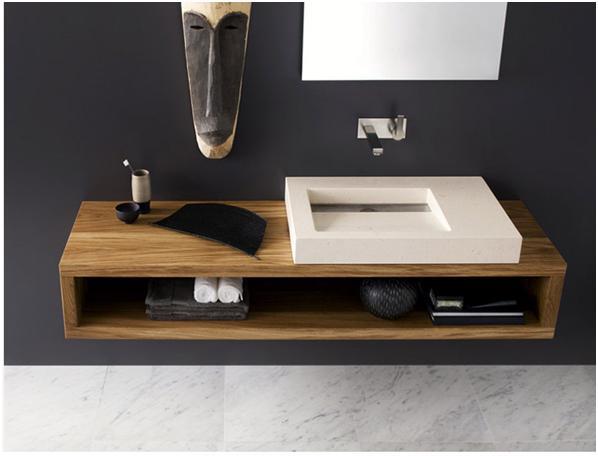 Decora y disena 8 cuartos de ba o modernos italianos - Muebles de bano minimalistas ...