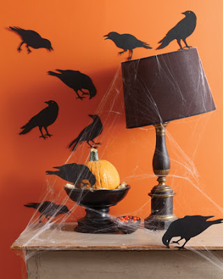 mesa halloween Ideas de Decoracin Interior: Halloween