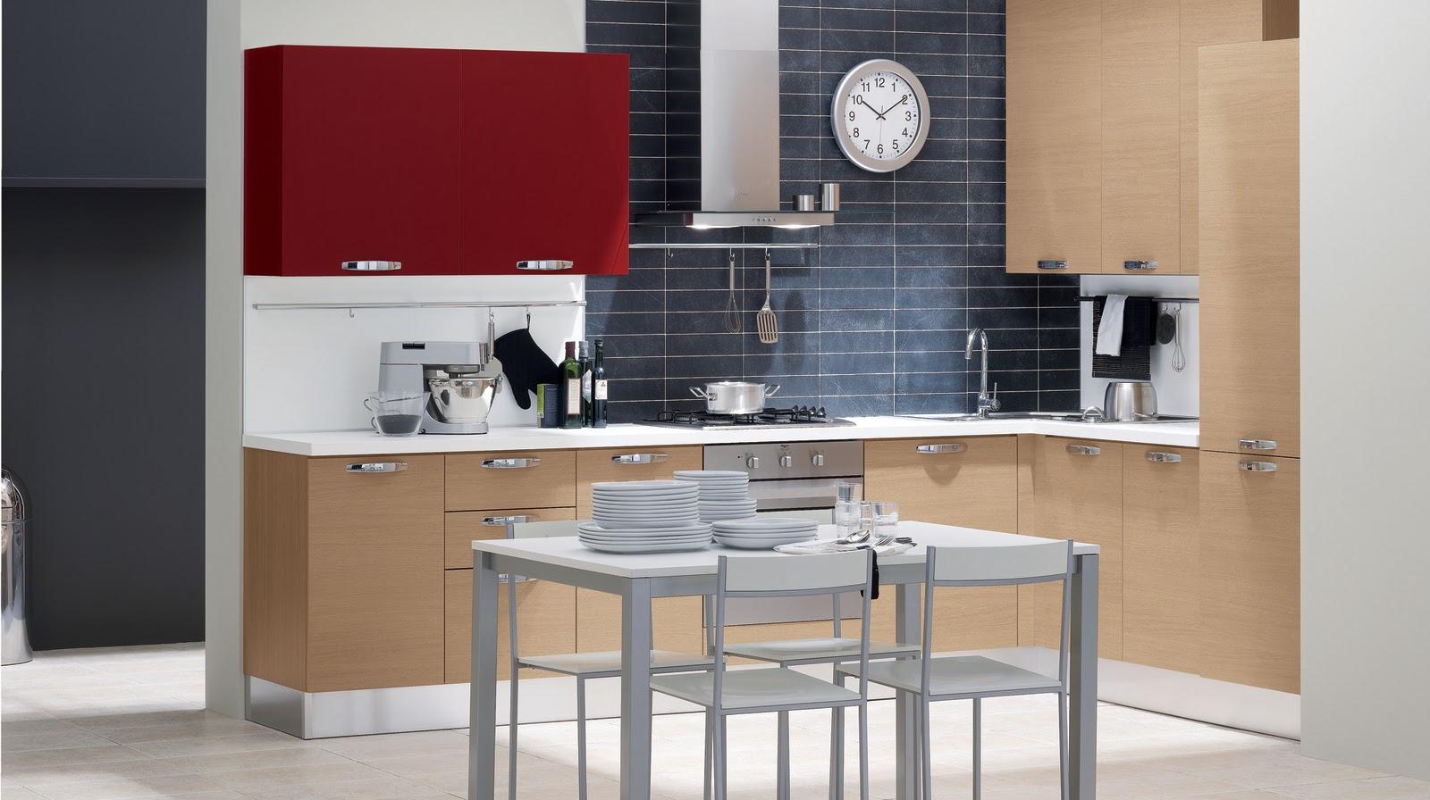 Decora y disena 5 dise os de cocinas color azul - Disenos de cocinas ...
