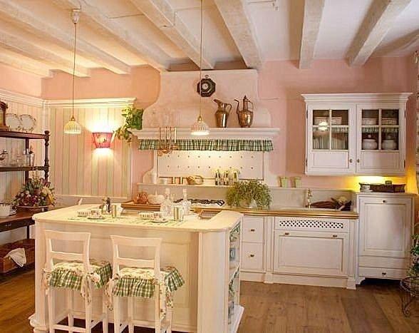 Decora y disena 10 fotos de cocinas estilo cl sico for Coprisedie ikea