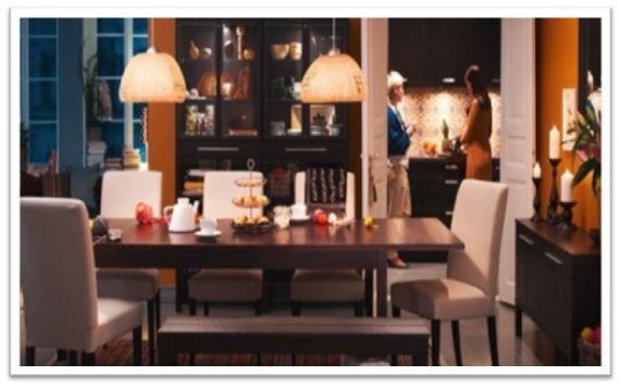 Decora y disena 5 fotos comedores modernos ikea 2011 - Home disena y decora tu hogar ...