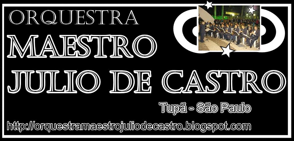Orquestra Maestro Julio de Castro