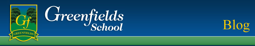 Greenfields School Blog