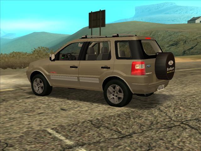 Ford Ecosport Para Gta Sa Gtamexico Com