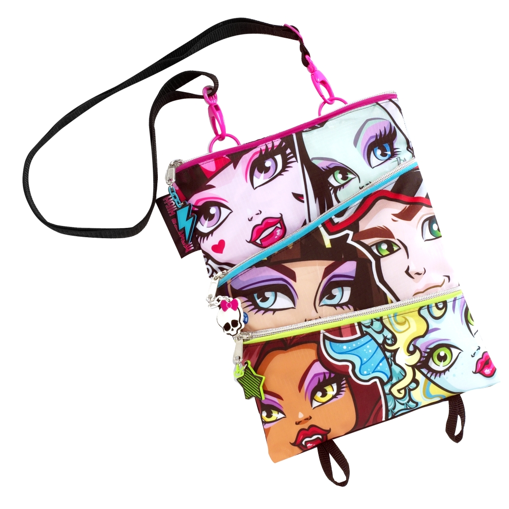 Bolso Cambiante Monster High