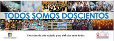 INTERVENCION URBANA: TODOS SOMOS DOSCIENTOS