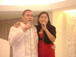 Rev Brian & Erlinet Richards in Philippines 2008