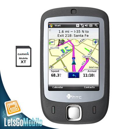 Навигация Garmin Mobile XT v5.00.60 windows ce 5 RUS + карта Дорог России в