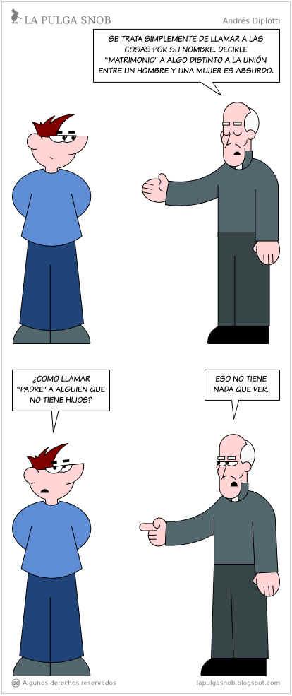 Humor gráfico sobre las religiones y dioses - Página 6 La+Pulga+Snob+-+Definici%C3%B3n