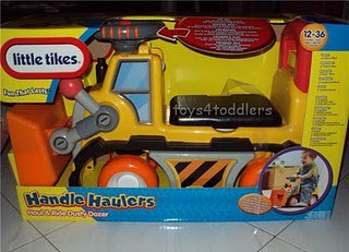 Car With Handle To Push For Toddlers