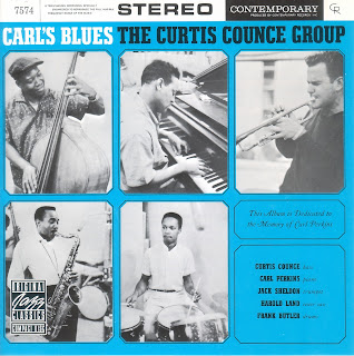 LOS DISCAZOS DEL JAZZ Curtis+Counce+-+Carl%27s+Blues