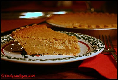 Gumbo Ya Ya: Brown Sugar Buttermilk Pie