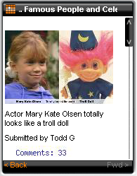 Totally Looks Like – Famous People and Celeb Look-A-Likes in your mobile phone.