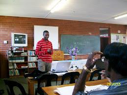 Howard Msomi  from Umzumbe