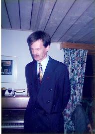 Sven Ake Johannson of ABF