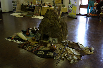 Exhibition- Zulu Hut ( Esayidi FET)