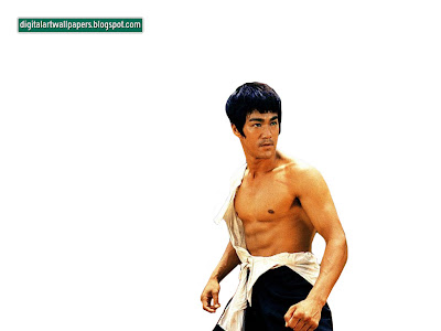 Bruce Lee - Free Computer Wallpaper