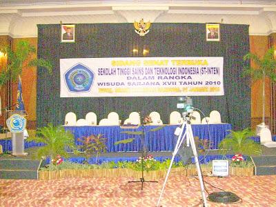 2010 ST-INTEN Graduation Day: Background