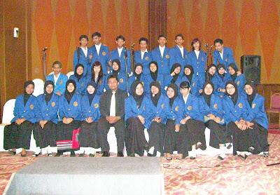 ST-INTEN Student Choir