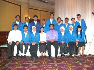 ST-INTEN Student Choir, Saut, & Aprian