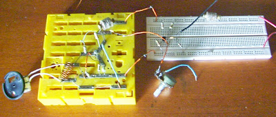 8.6-8.9 MHz AM Transmitter Photo