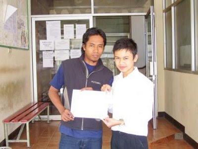 Erwin Supiyanto, ST. & Yusuf Adam Nur