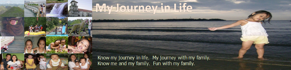 My Journey In Life