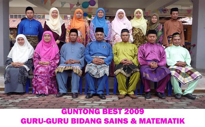 GURU-GURU BIDANG SAINS & MATEMATIK