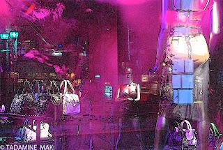 Window shopping in Roppongi, Tokyo