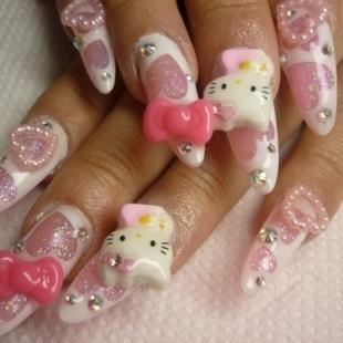 hello kitty nail  news