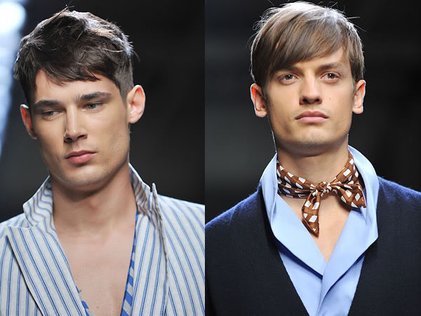 gents hairstyles. Veneta Men#39;s Spring-Summer