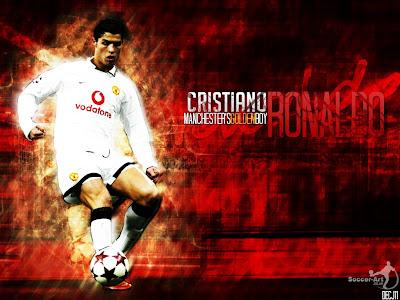 cristiano ronaldo-manchester united