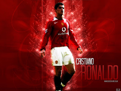 cristiano ronaldo-the red devil's