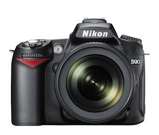 Nikon D90 DSLR