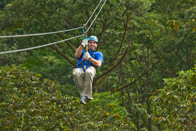 Hill Country Zip Line Tours