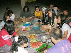Pulau tidung - BBQ Seafood