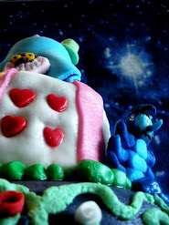 Wonderland Cake