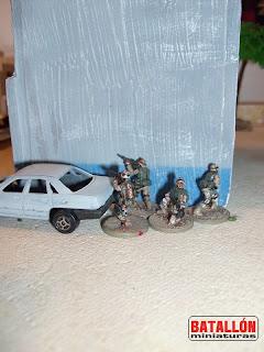 Fireteam en apuros