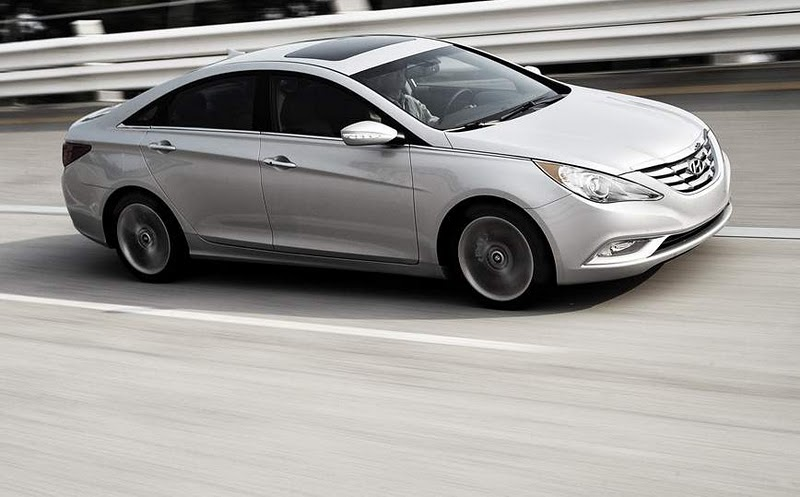 2011 Hyundai Sonata 2.0T Turbo Starting At $24,145*
