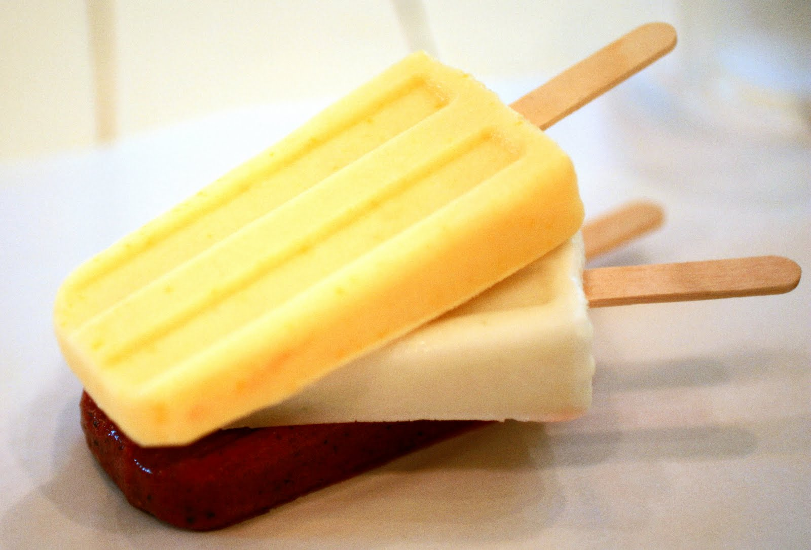 ... Boyle Sweet Dreams: Homemade Frozen Fruit Pops For a Long, Hot Summer