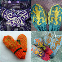 Free mitten patterns