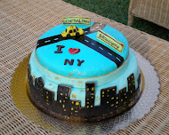 Torta New York