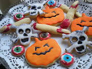 biscotti halloween