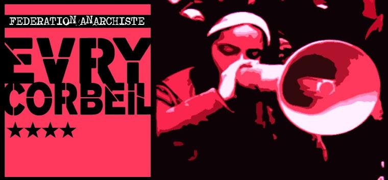Fédération anarchiste groupe Evry Corbeil