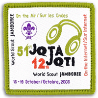 World JOTA Badge
